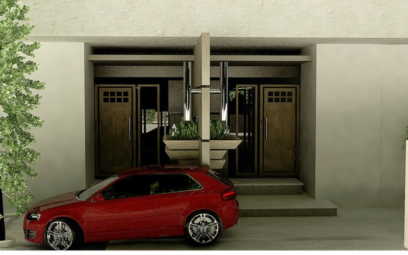 Front Parking